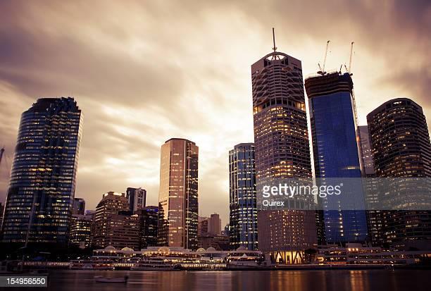 Sunset City, Brisbane, Australia