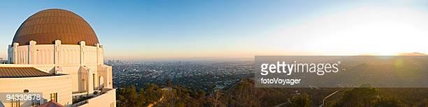 Sunset city, Los Angeles