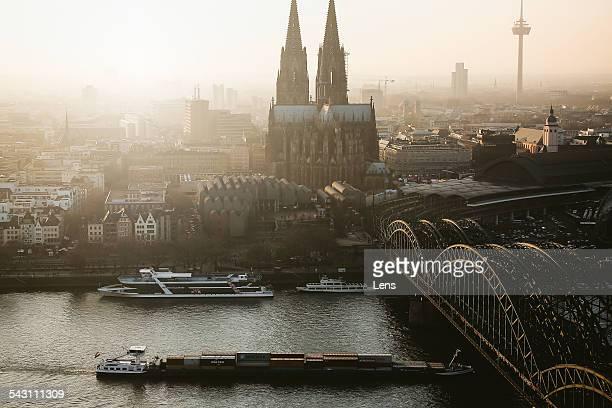 Sunset Cologne