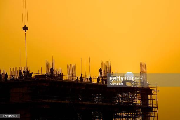 Sunset-Konstruktion