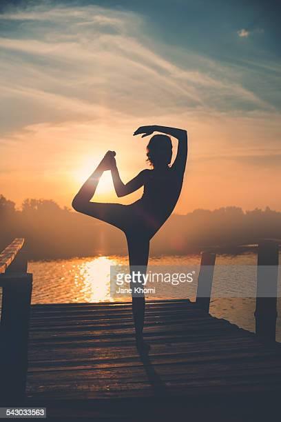 Sunset exercises