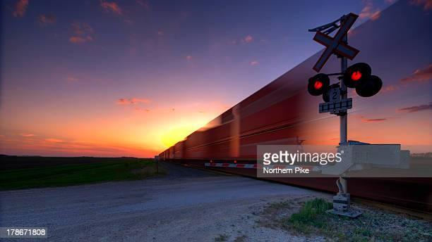 Sunset Freight