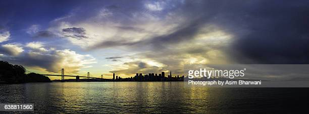 Sunset from Treasure Island