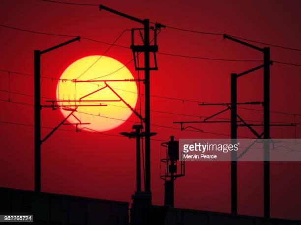 sunset gautrain