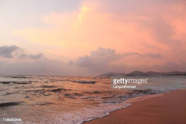 sunset hues - south stock pictures, royalty-free photos & images