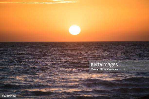 Sunset in Cádiz