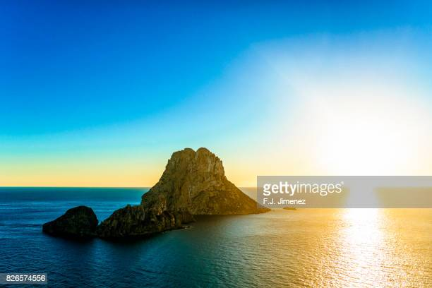 Sunset in es vedra, Ibiza