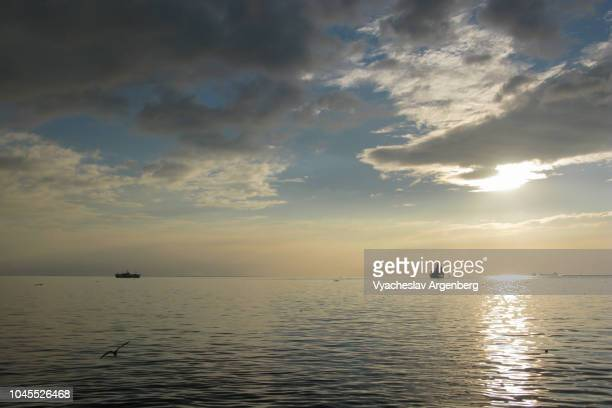 sunset in manila bay, philippines, enduring memory of the place - argenberg stock pictures, royalty-free photos & images