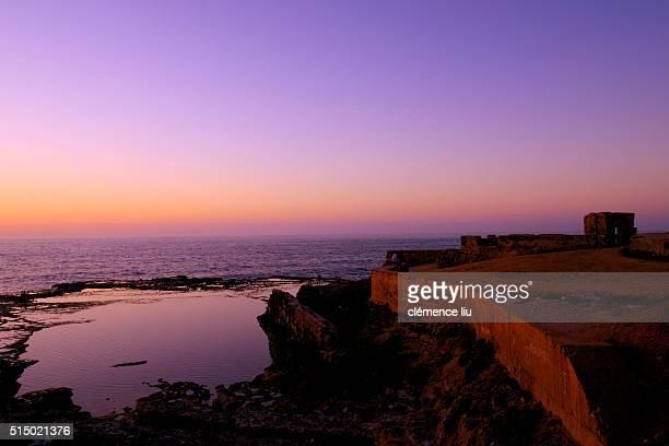 Sunset In Rabat, Morocco