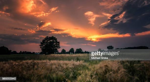Sunset in the Ruhrpott