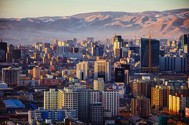 Ulaanbaatar, Mongolia Ulaanbaatar, Mongolia
