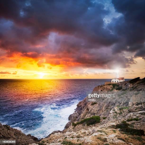 Sunset Lighthouse