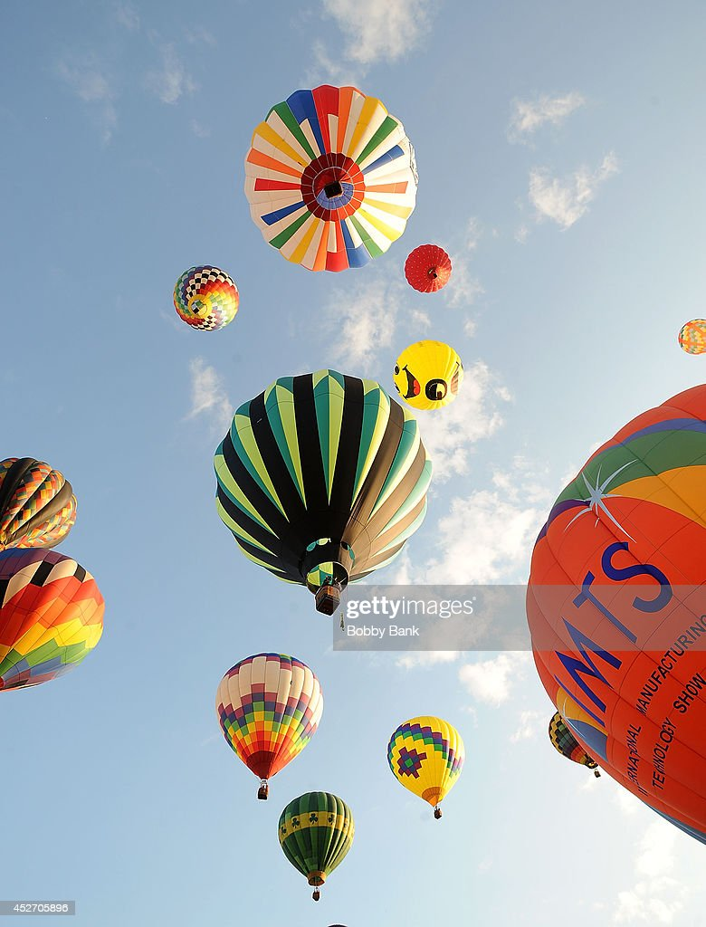 Quick Chek New Jersey Festival Of Ballooning - Day 1 : News Photo