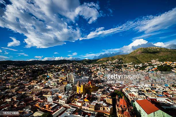 Sunset of Guanajuato