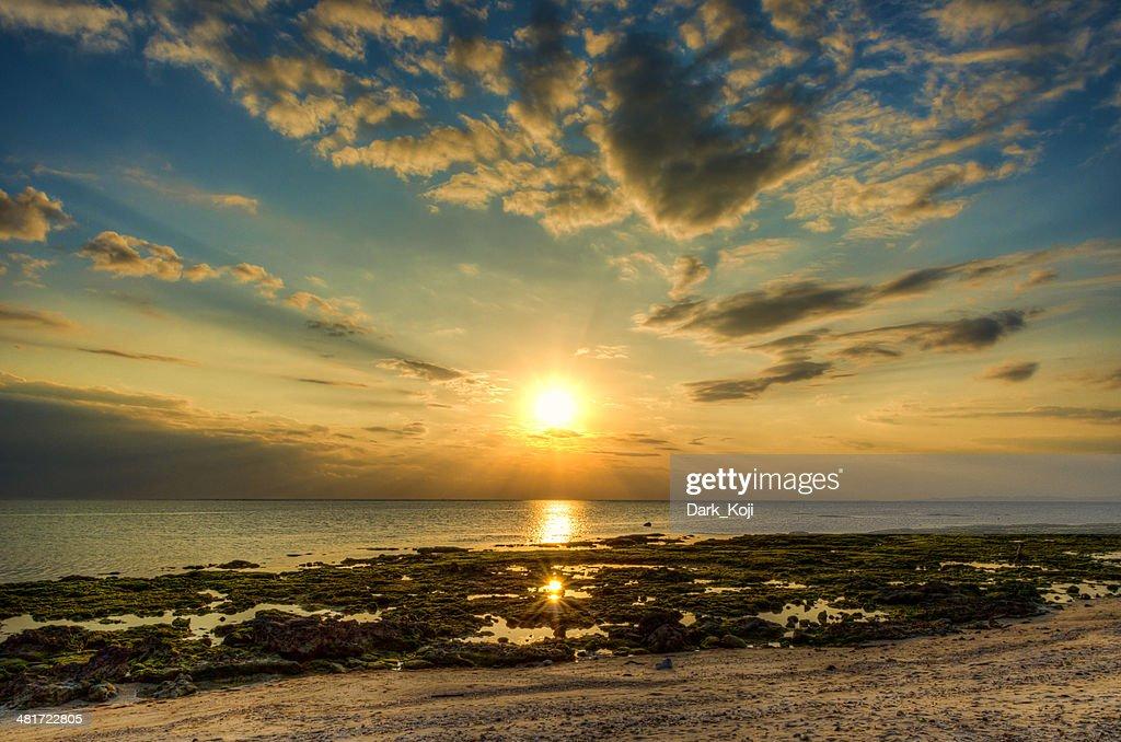 Sunset | Okinawa : Stock Photo