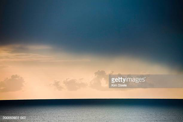 Sunset on Croisette, Cannes, Alpes-Maritimes, French Riviera, France