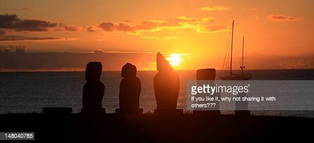 sunset on  island - category:cs1_maint:_others stock pictures, royalty-free photos & images