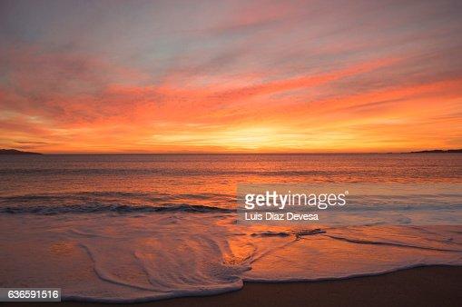 1 496点のサンセットビーチのストックフォト Getty Images