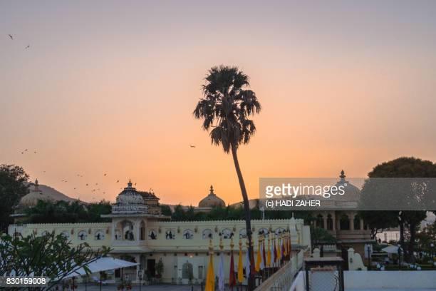 Sunset over Udaipur | Rajasthan | India