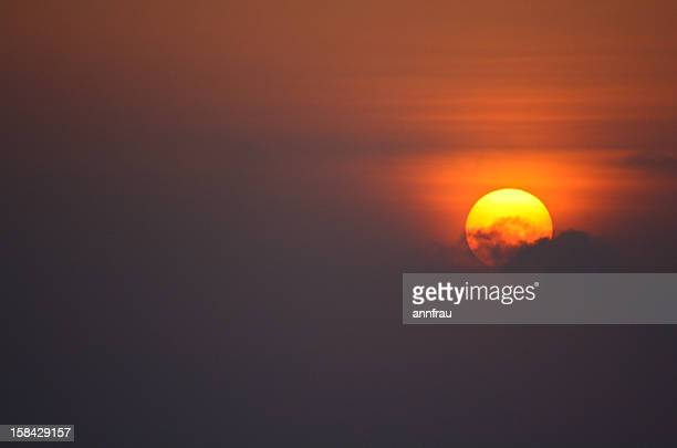 sunset - annfrau stock pictures, royalty-free photos & images