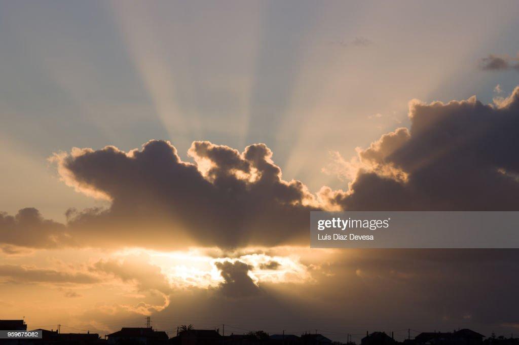 Sunset : Stock-Foto