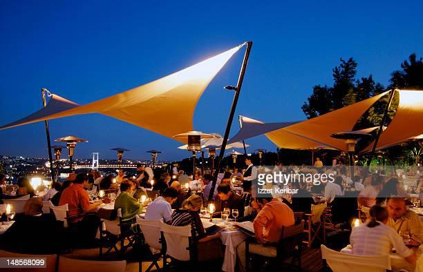 Sunset Restaurant.