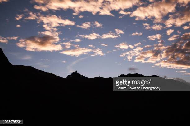 Sunset Ruins, Peru