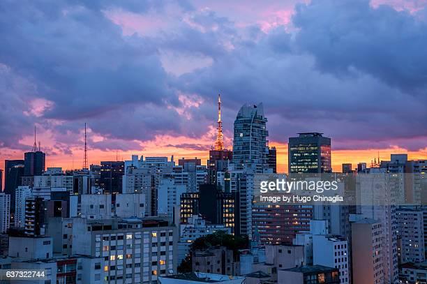 Sunset Sampa