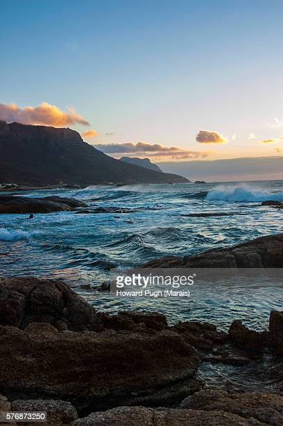 Sunset Seascapes, Camps Bay, Cape Town, South Africa