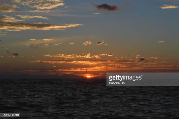 sunset siesta key - siesta key 個照片及圖片檔