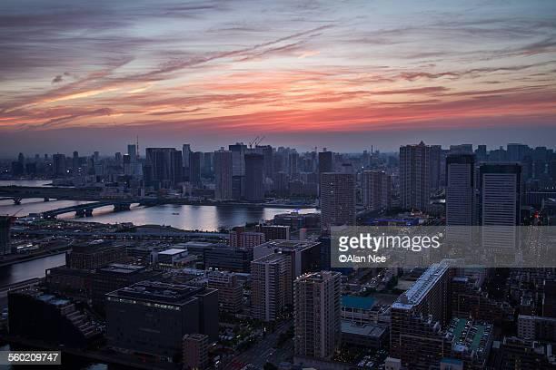 sunset sky - nee nee fotografías e imágenes de stock
