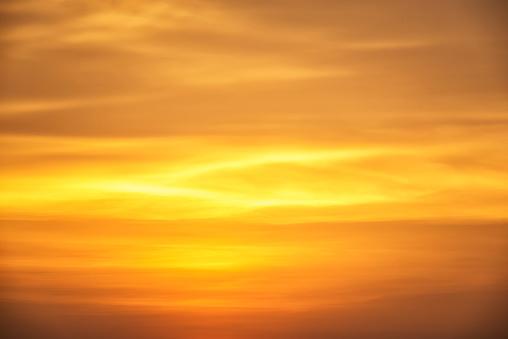 Sunset Sky - gettyimageskorea