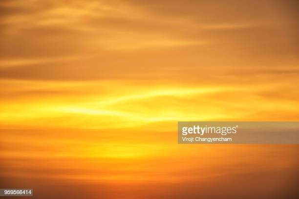 sunset sky - yellow stock pictures, royalty-free photos & images