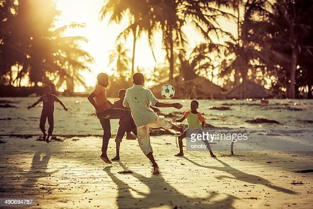 Sunset Soccer of Zanzibar