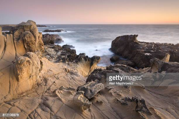 Sunset, Sonoma Coast, Salt Point California