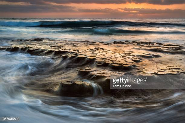 Sunset Tidepools II