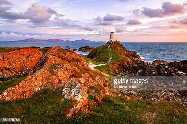 Sunset, Twr Mawr, Llanddwyn Island, Anglesey Wales