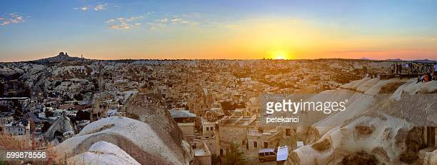 Sunset View Hill in Cappadocia - 18000px