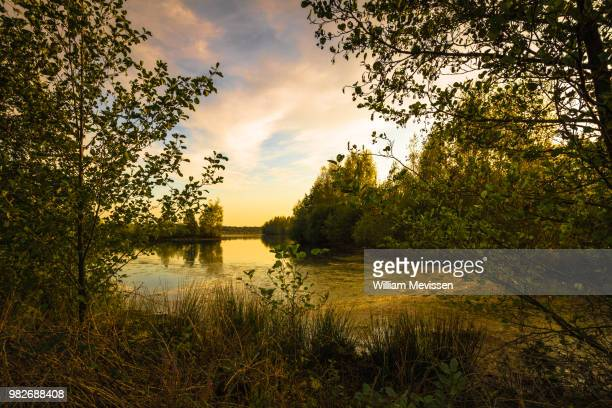 sunset view - william mevissen fotografías e imágenes de stock