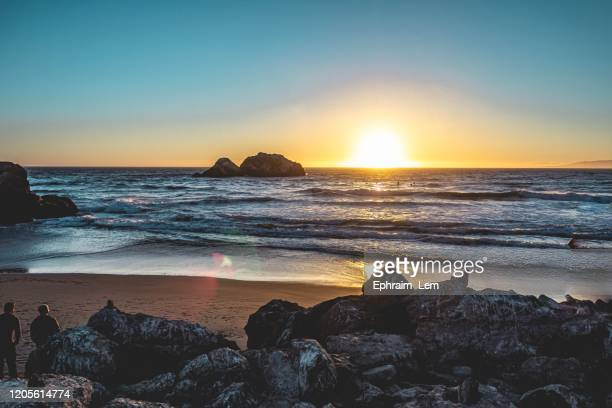 sunsets - ephraim lem stock pictures, royalty-free photos & images