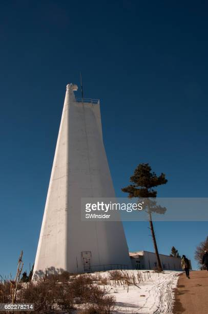 sunspot, new mexico solar observatory - las cruces new mexico stock pictures, royalty-free photos & images