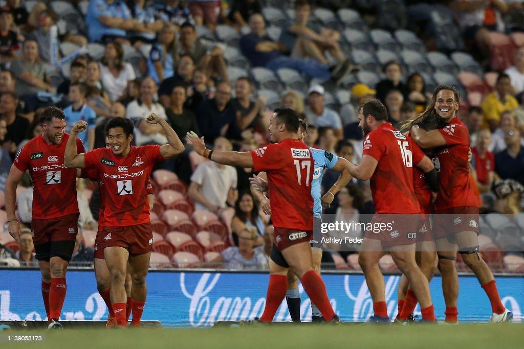 Super Rugby Rd 7 - Waratahs v Sunwolves : ニュース写真