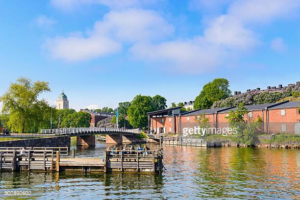 suomenlinna, finland - syolacan stock pictures, royalty-free photos & images
