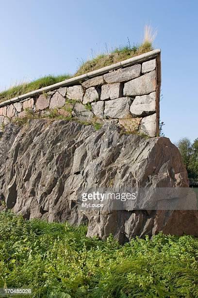 Suomenlinna fortress Helsinki Finland
