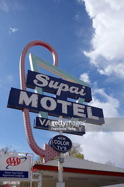 Supai Motel Route 66 Seligman Arizona