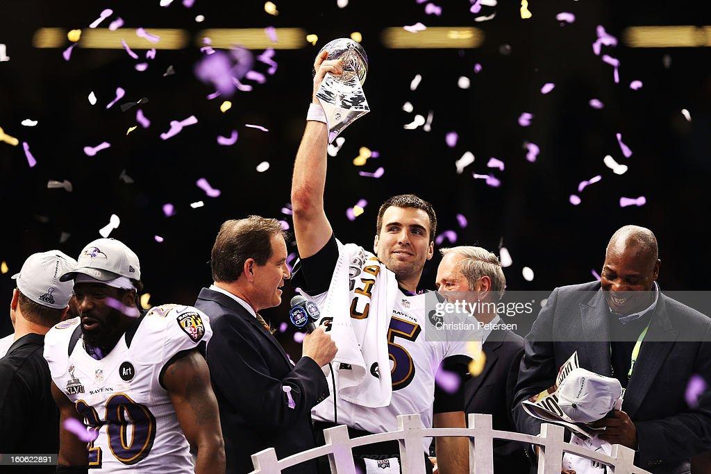 Super Bowl XLVII - Baltimore Ravens v San Francisco 49ers : ニュース写真