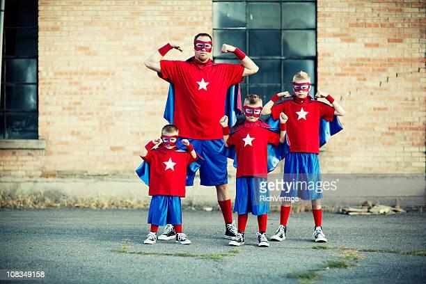 Super garçons!