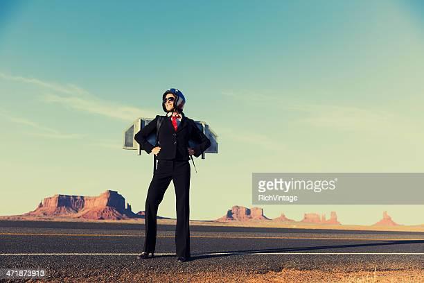 Super Business im Monument Valley