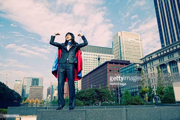 Super Femme d'affaires
