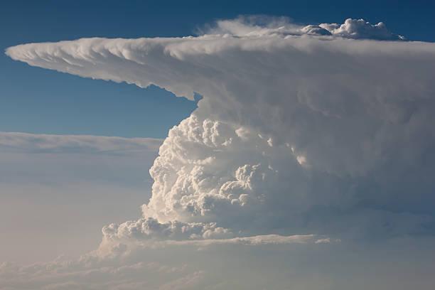 Super Cell Thunderstorm Wall Art